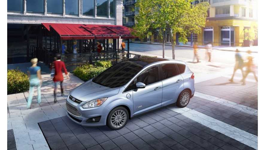 Ford C-Max Energi Qualifies for Carpool Lane Access in NYC