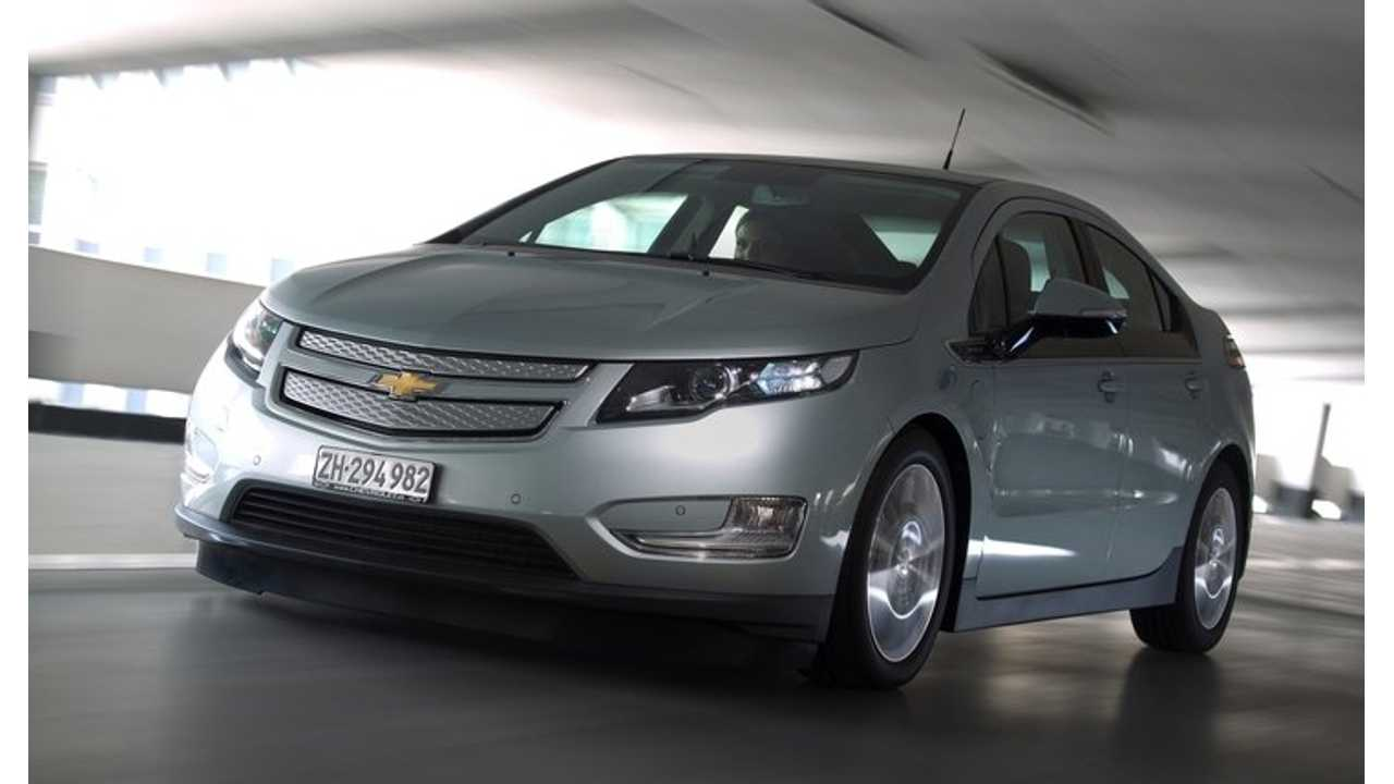 GM's Reuss: Next-Generation Chevy Volt to be