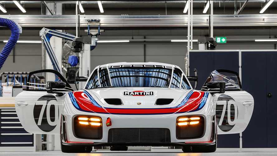 Porsche 935 (2018): So entstand die Neuauflage von