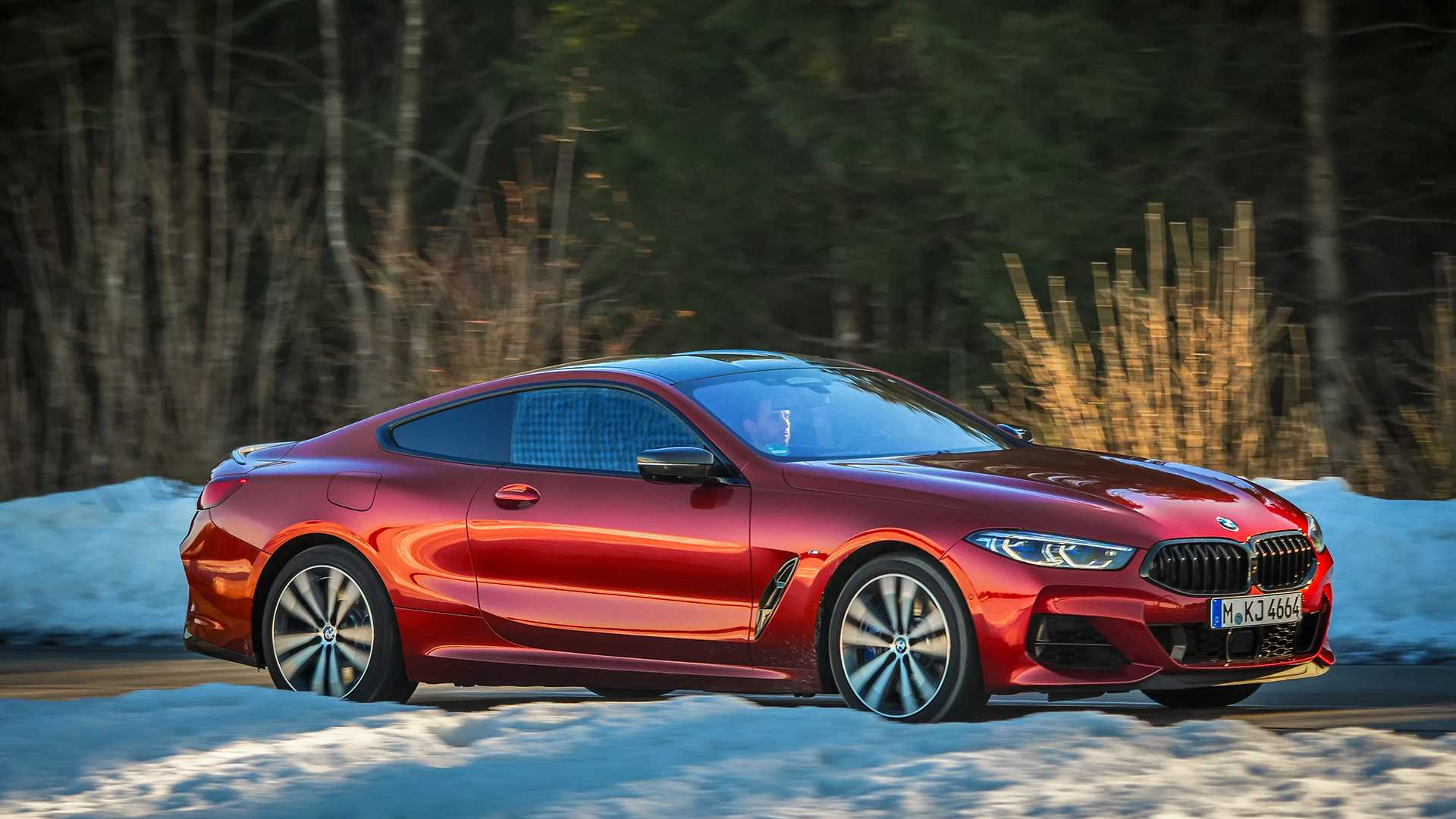 2019 Bmw M850i Xdrive Review Big Speed Little Character