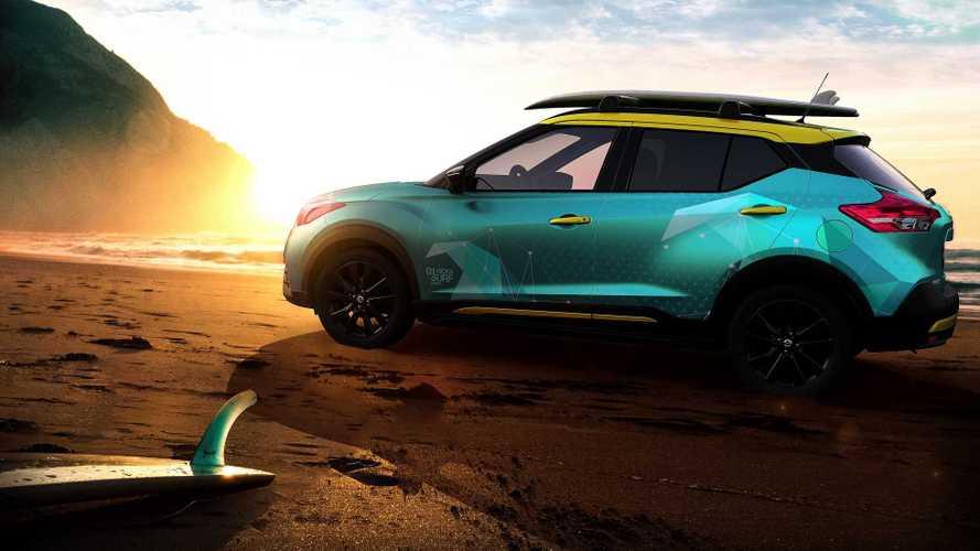 Nissan Kicks Surf concept