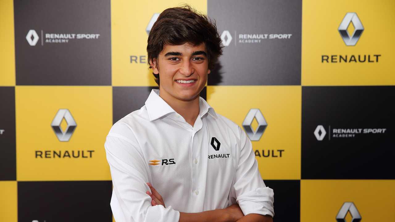 Caio Collet - Renault Sport Academy