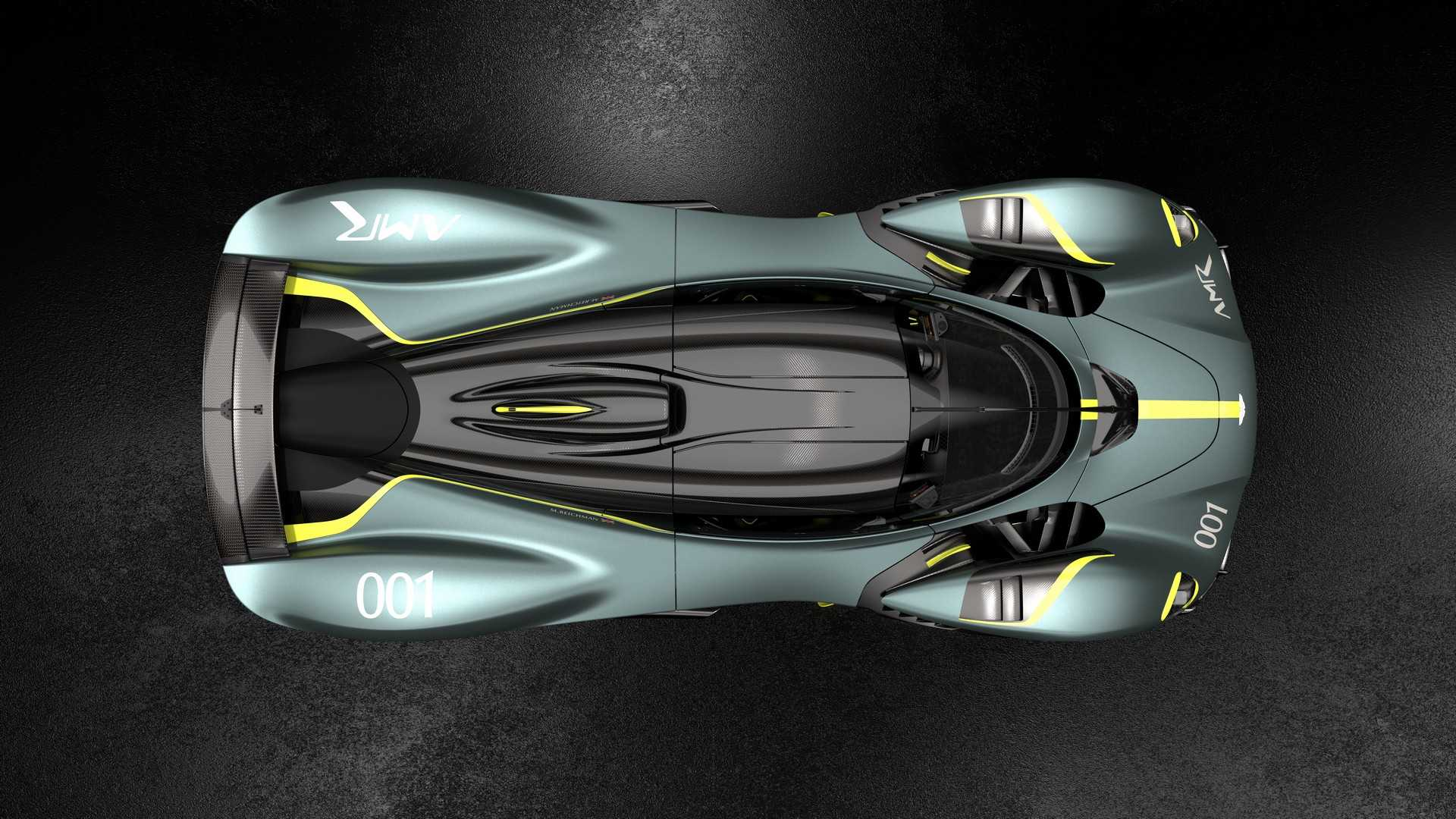Watch Top Gear Play With The Aston Martin Valkyrie Configurator