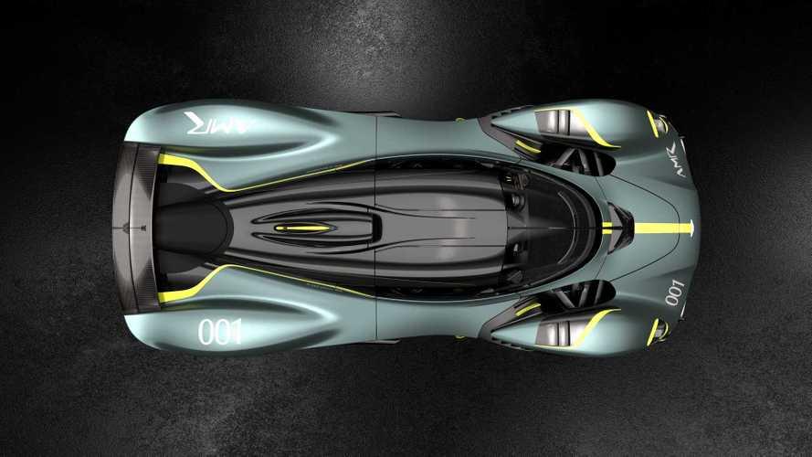 L'Aston Martin Valkyrie pourrait s'attaquer au Nürburgring