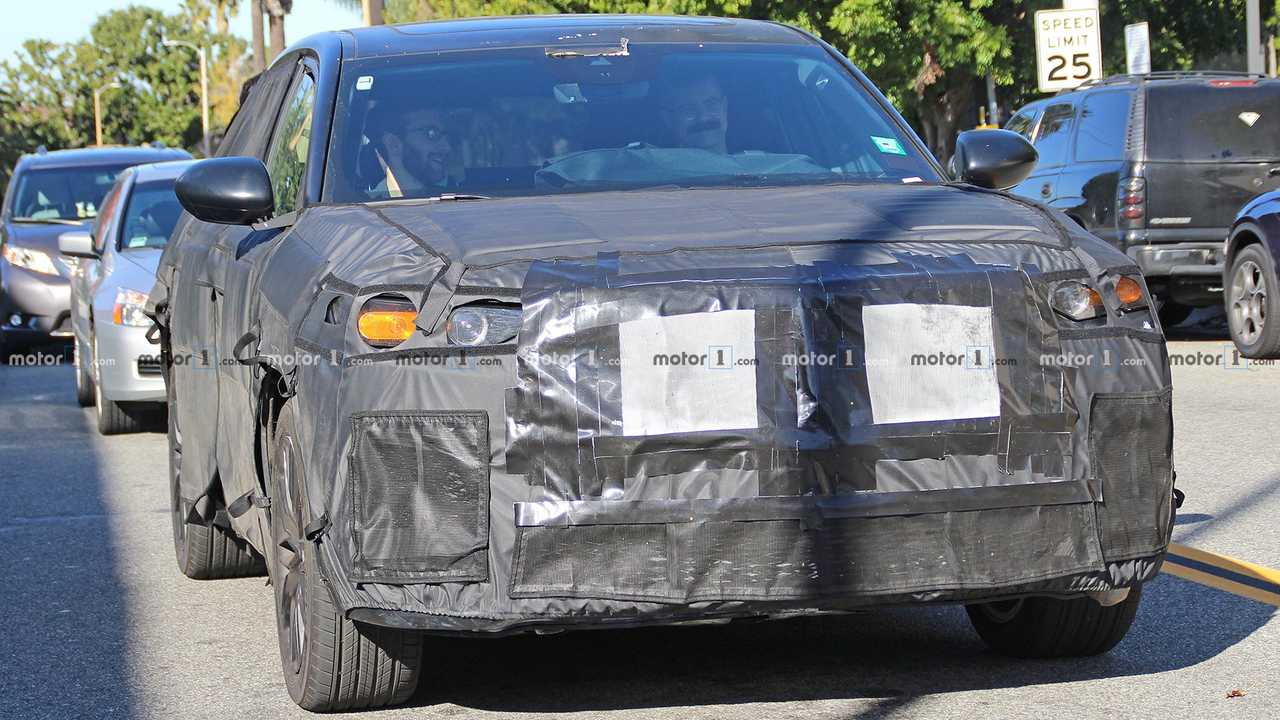 2020 Acura MDX Redesign, Interior & Exterior >> 2020 Acura Mdx Type S Spied Testing Under Lots Of Concealment