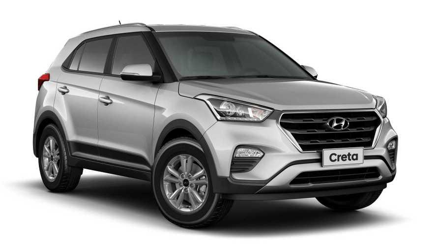 Hyundai Creta brasileiro substitui o indiano na Colômbia