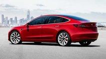 Tesla Model 3 contro le rivali