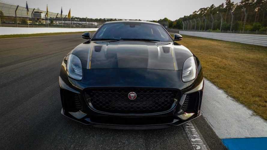 Jaguar F-TYPE SVR de Arden