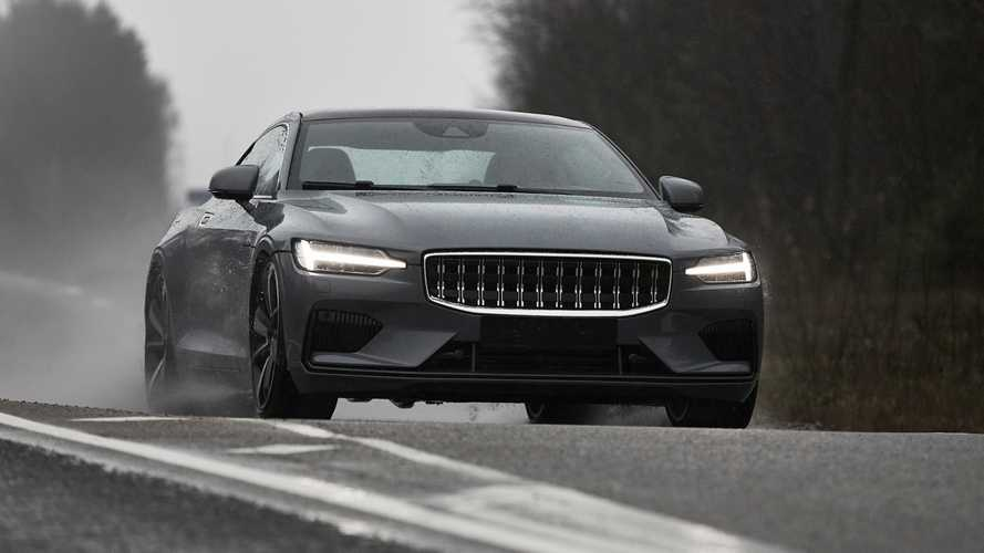 Polestar 1 testing includes doing 137 mph on wet curves