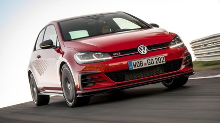 VW Golf GTI TCR Debuts As Race-Inspired Hot Hatch With 286 HP