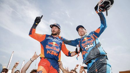Toby Price From KTM Crew Wins 2019 Dakar