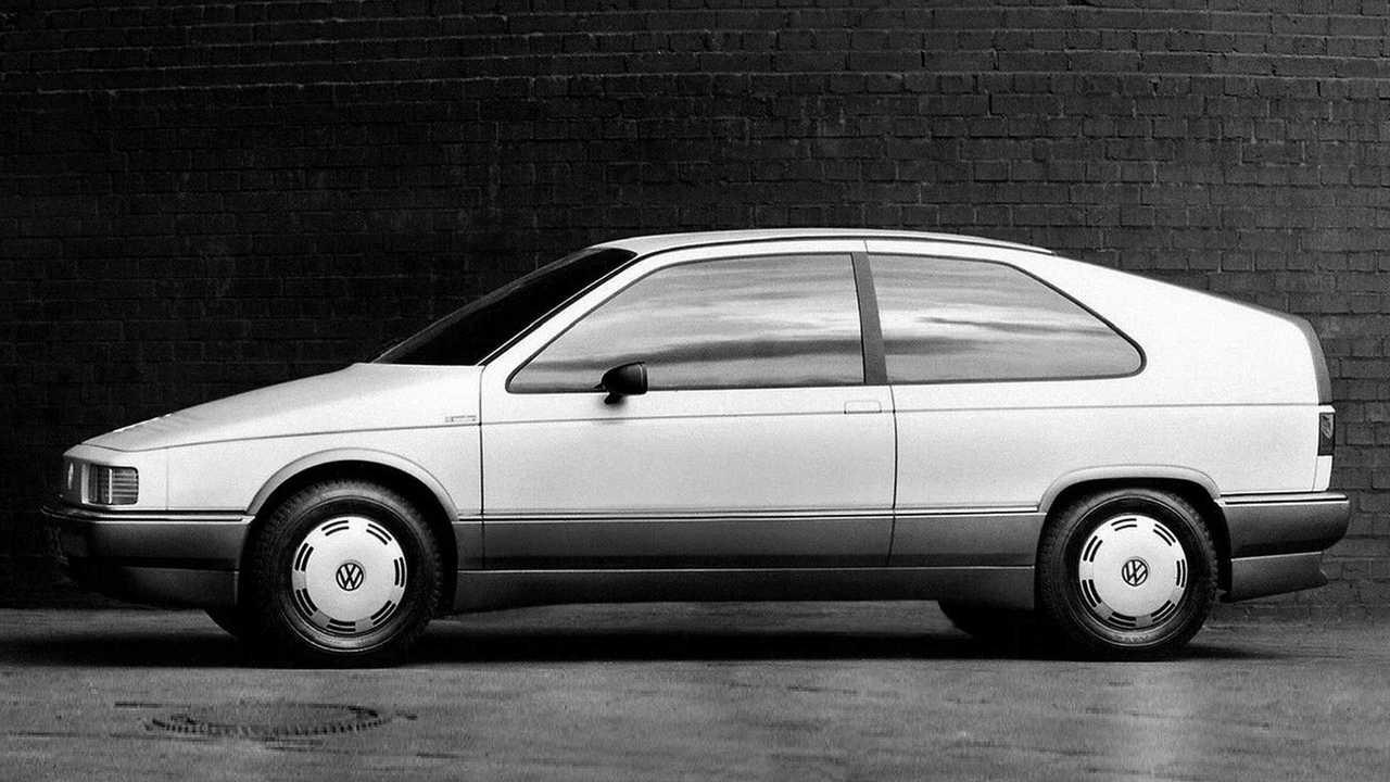 1981 VW Auto 2000 concept