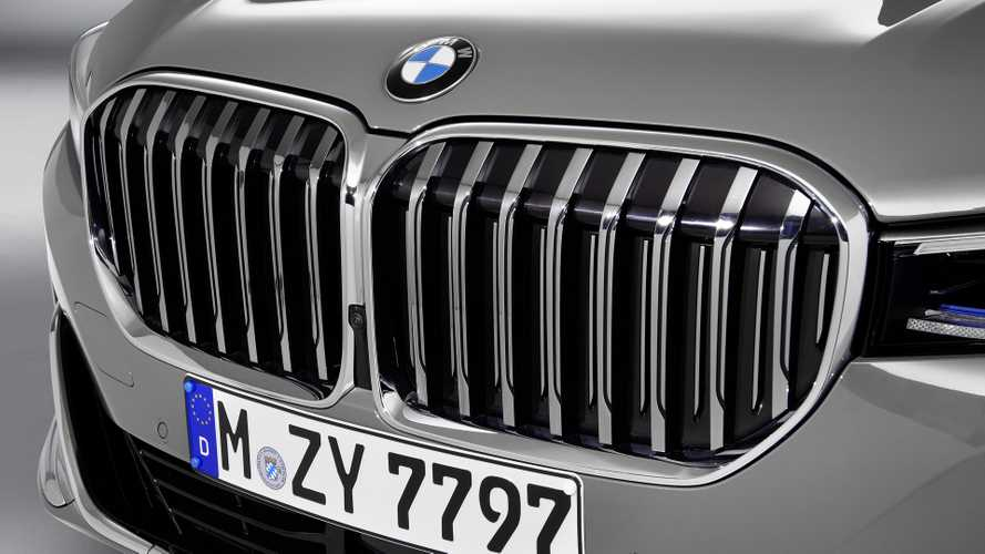 Next-Gen BMW 7 Series Rumored To Get Pure Electric Version