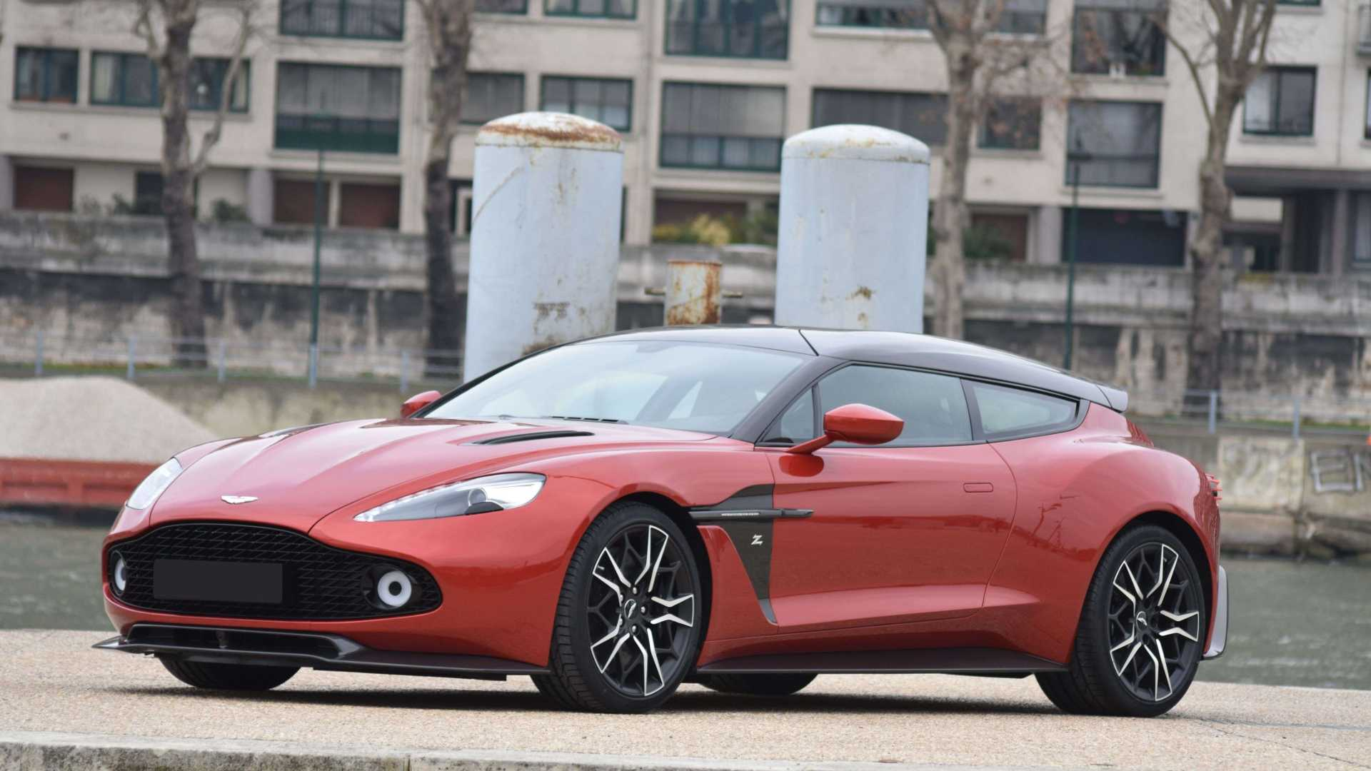 "[""Aston Martin Vanquish Shooting Brake""]"