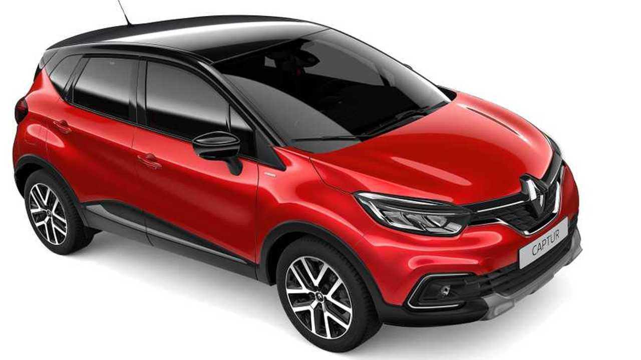2019 Renault Captur S Edition