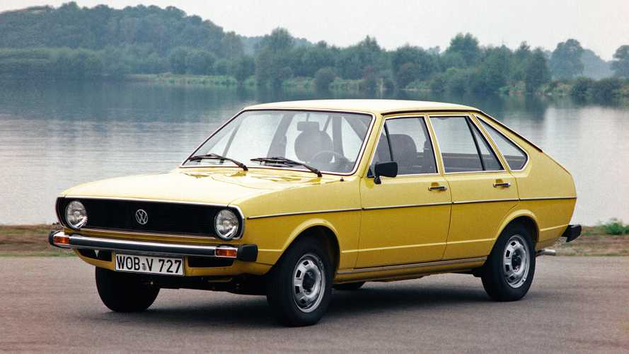 La historia del Volkswagen Passat