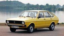 Volkswagen Passat Historie