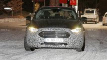 Ford Mondeo estate facelift new spy photos