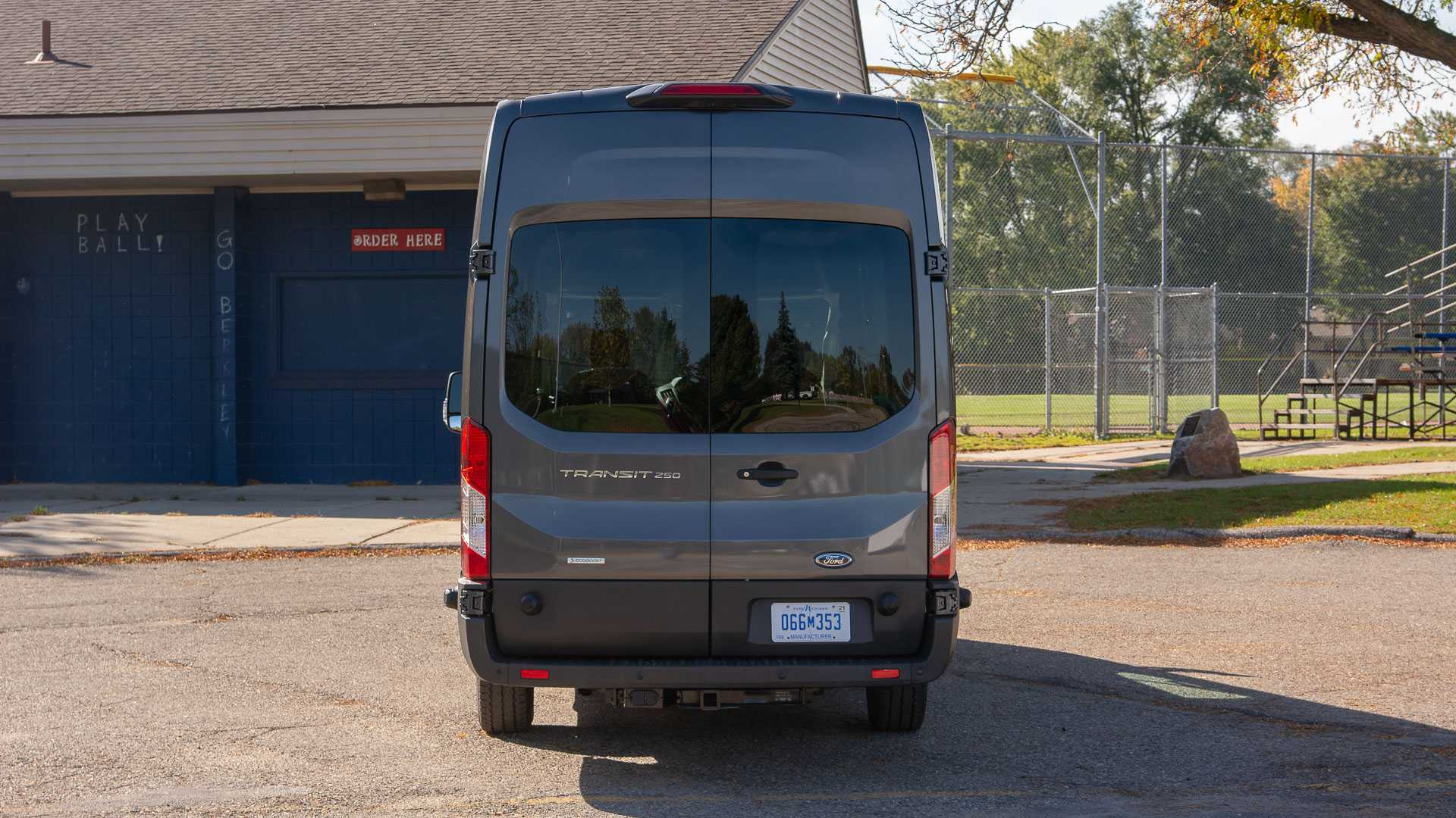 2018 Ford Transit 250HR Cargo Van Review: A Big, Fat Focus