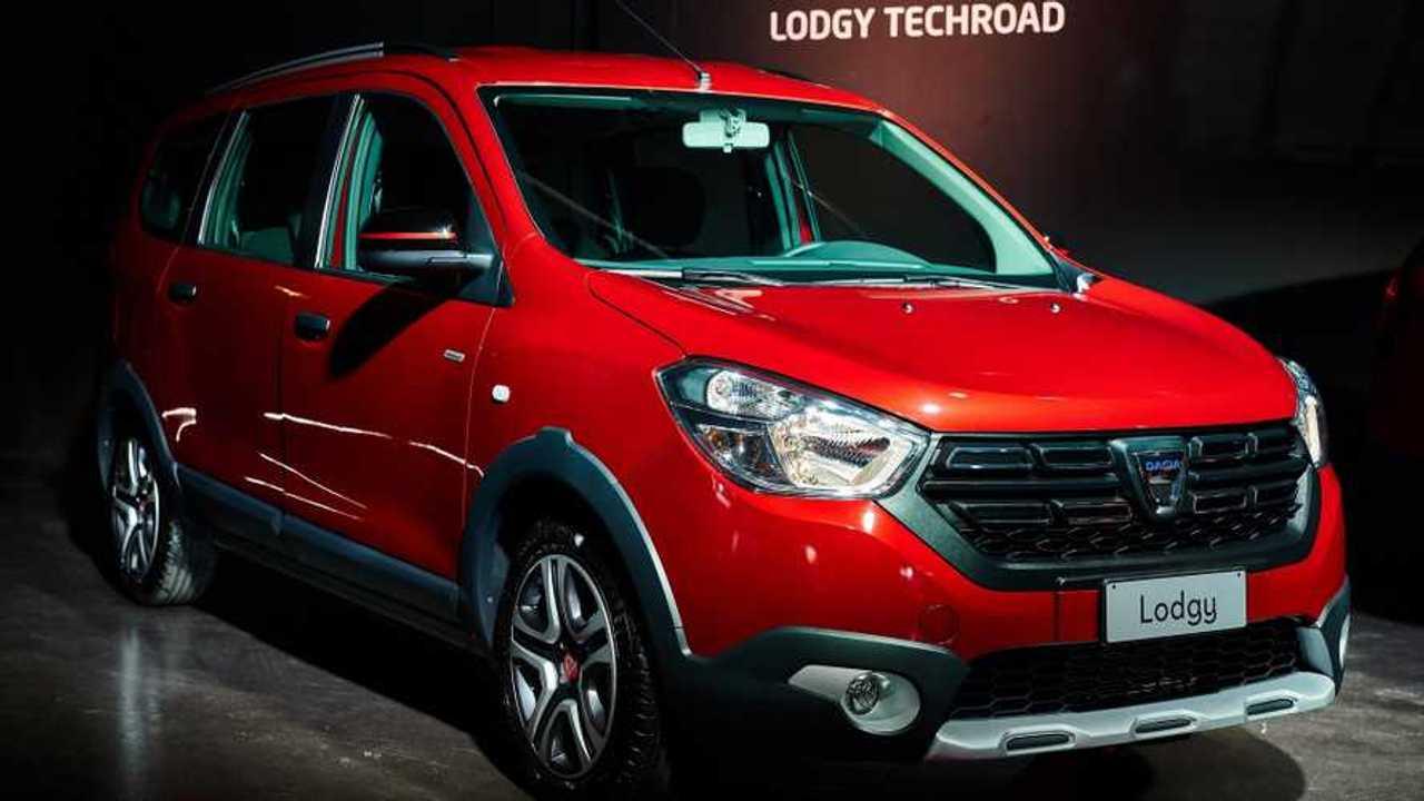 Dacia Lodgy Techroad