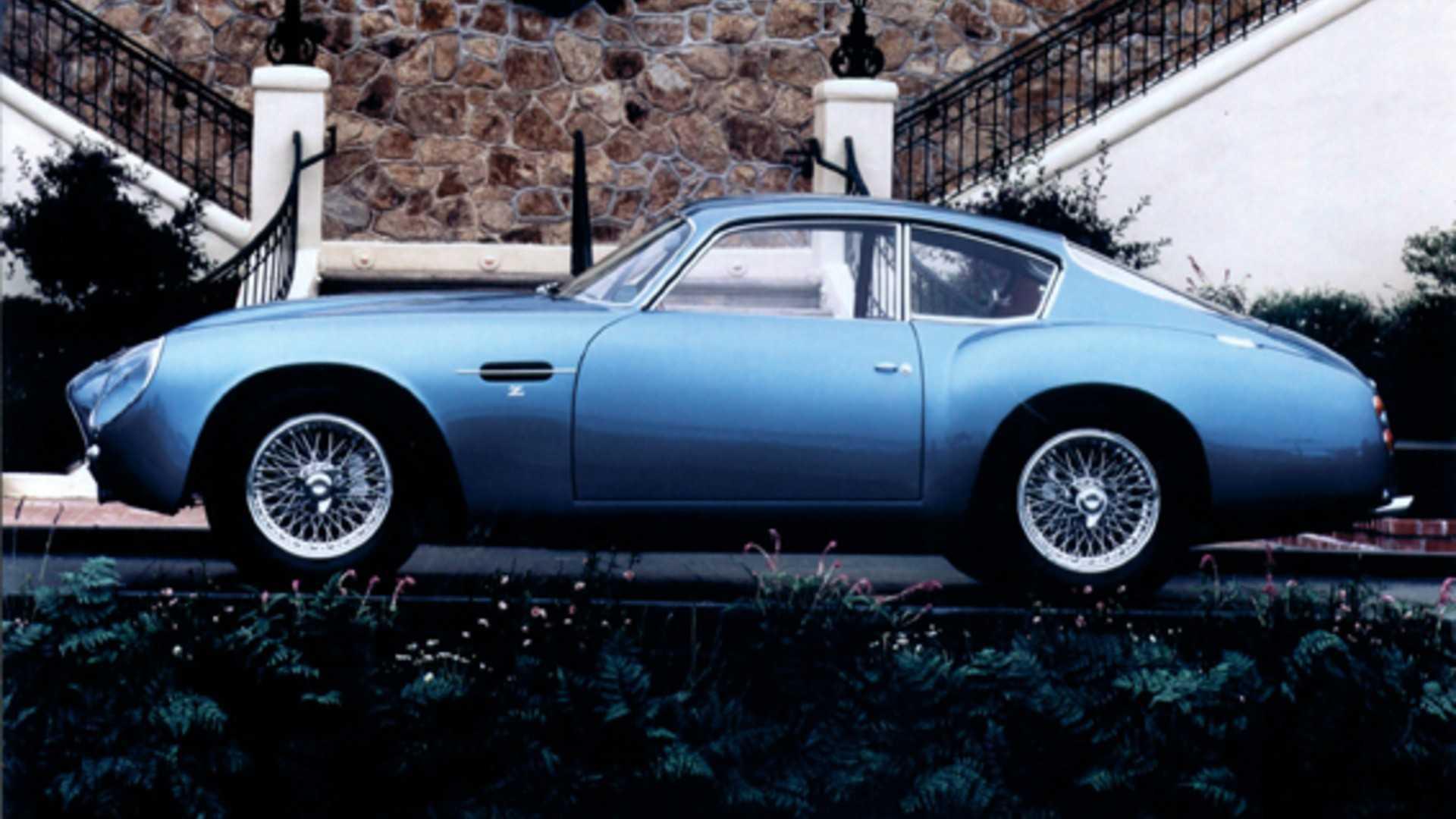 "[""Aston Martin DB4 GT Zagato""]"