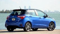 2018 Toyota Yaris Liftback SE Review