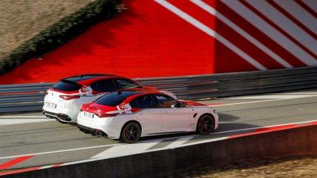 Módosítja az Alfa Romeo a Quadrifoglio modellek kipufogórendszerét