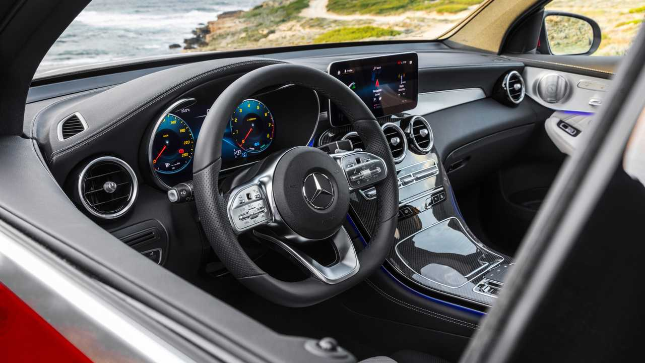 Mercedes GLC Coupe (2019)