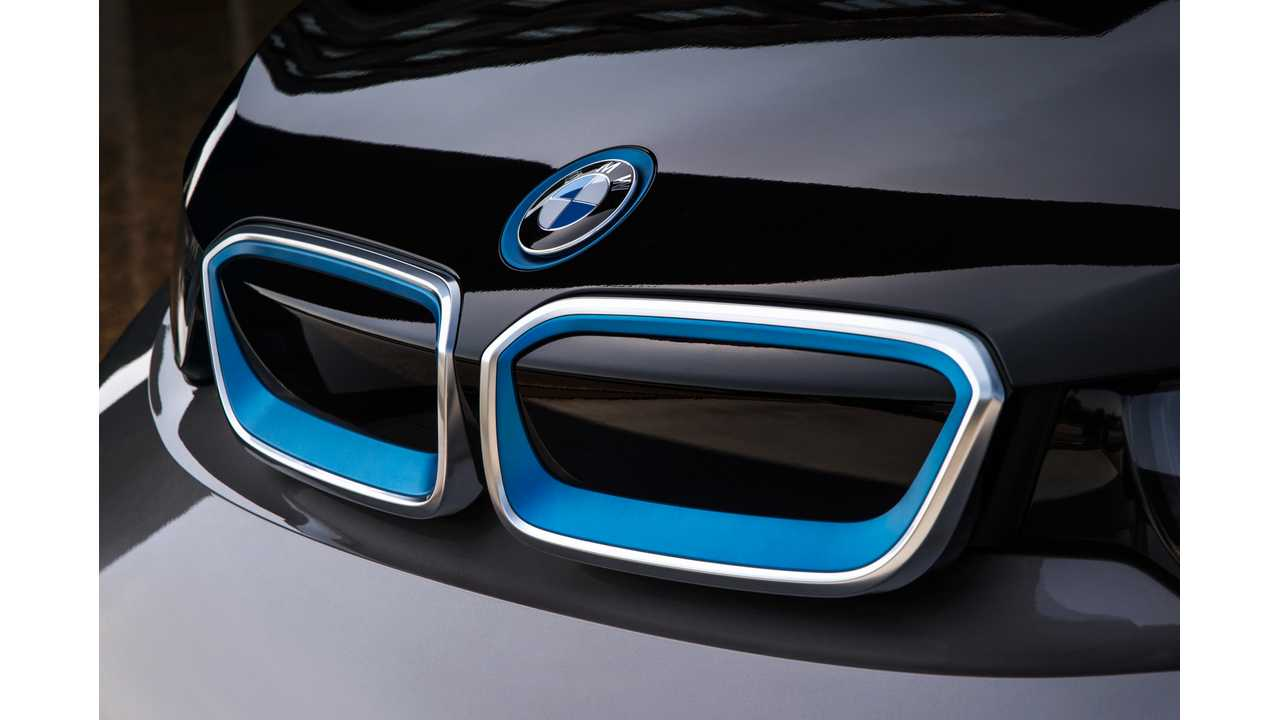 i3 Retains Trademark Grill and Ultimate Driving Machine Status