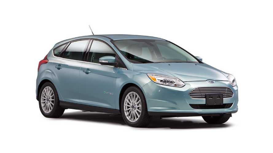 Ford Recalls Model Year 2012 and 2013 Focus Electric Vehicles