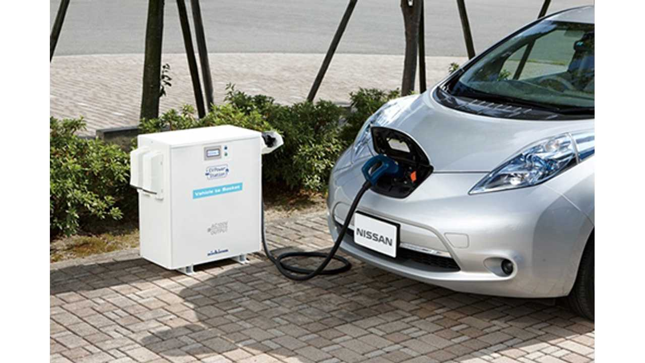 Nichicon EV Power Station Now Comes With