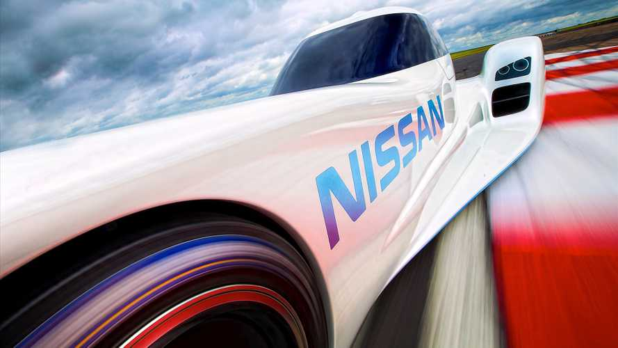 Nissan ZEOD RC Racer to Make On-Track Debut in October; Will Do Demo Runs in Pure Electric Mode