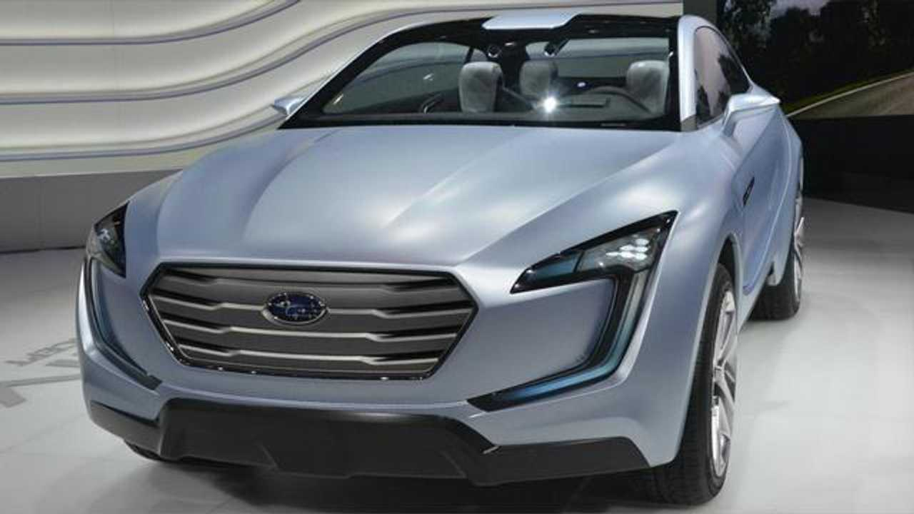 Design of Plug-In Hybrid Viziv Concept to Spread to Entire Subaru Lineup