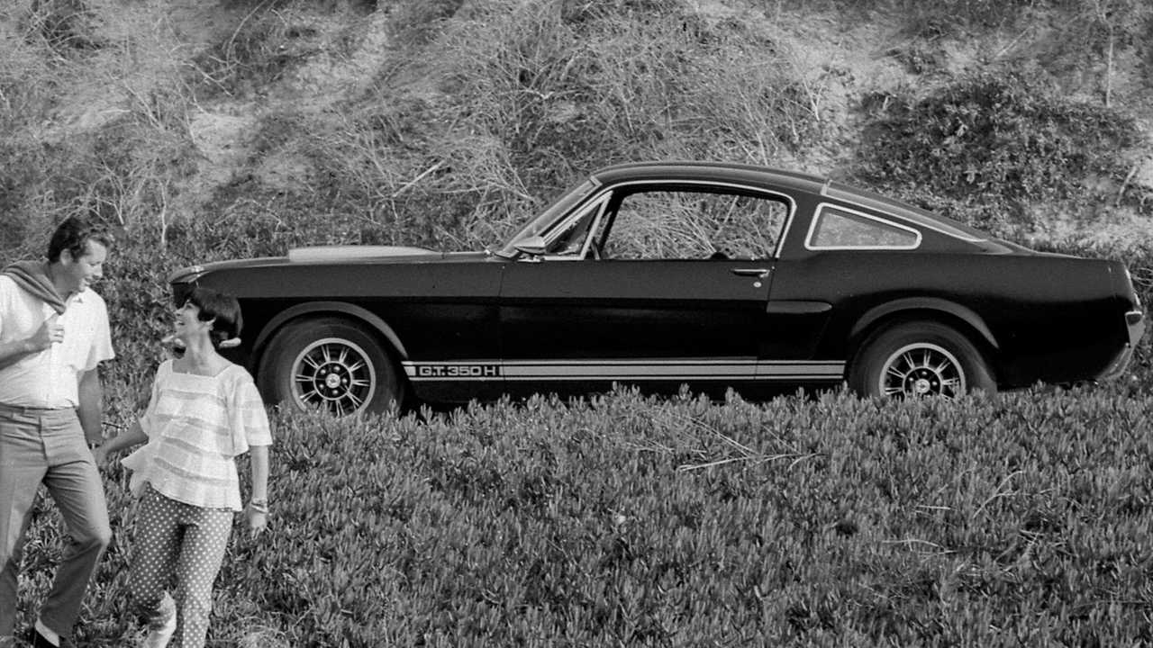 Shelby GT350H