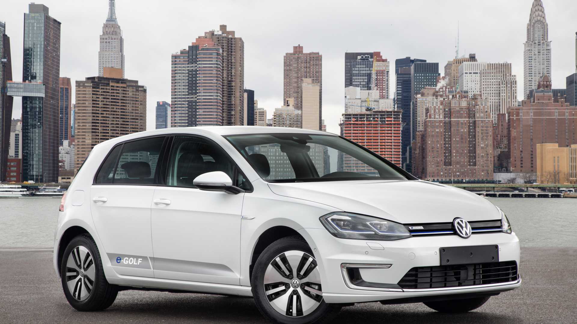 Est To Lease Electric Cars 7 Volkswagen E Golf