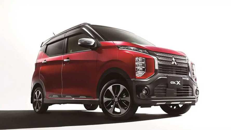 Mitsubishi eK Wagon eK X