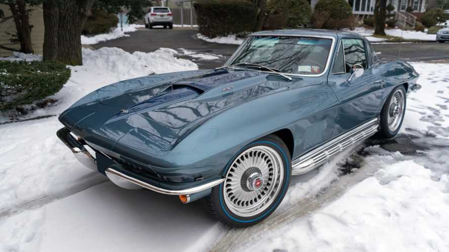 Is This The Perfect Chevrolet Corvette C2 Restomod?