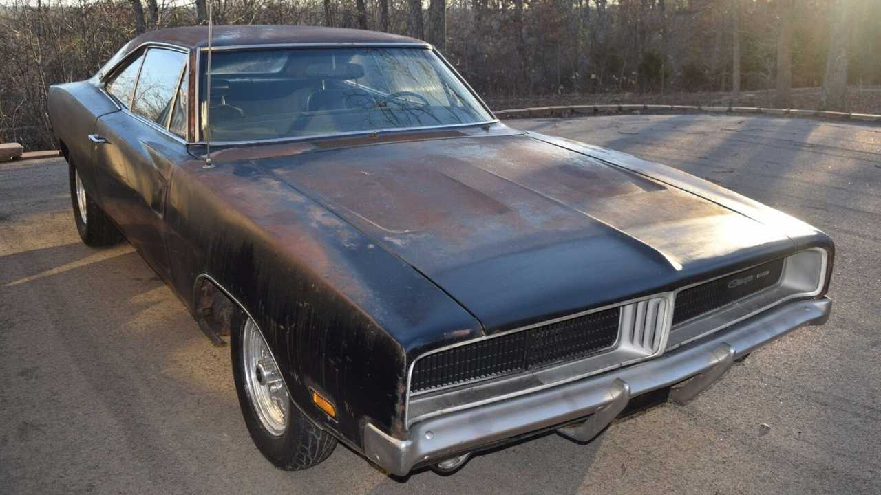 Big Daddy Dodge Charger