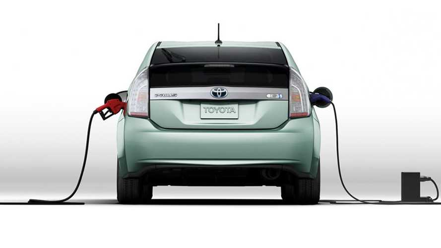 What is Driving the Plug-In Prius Sales