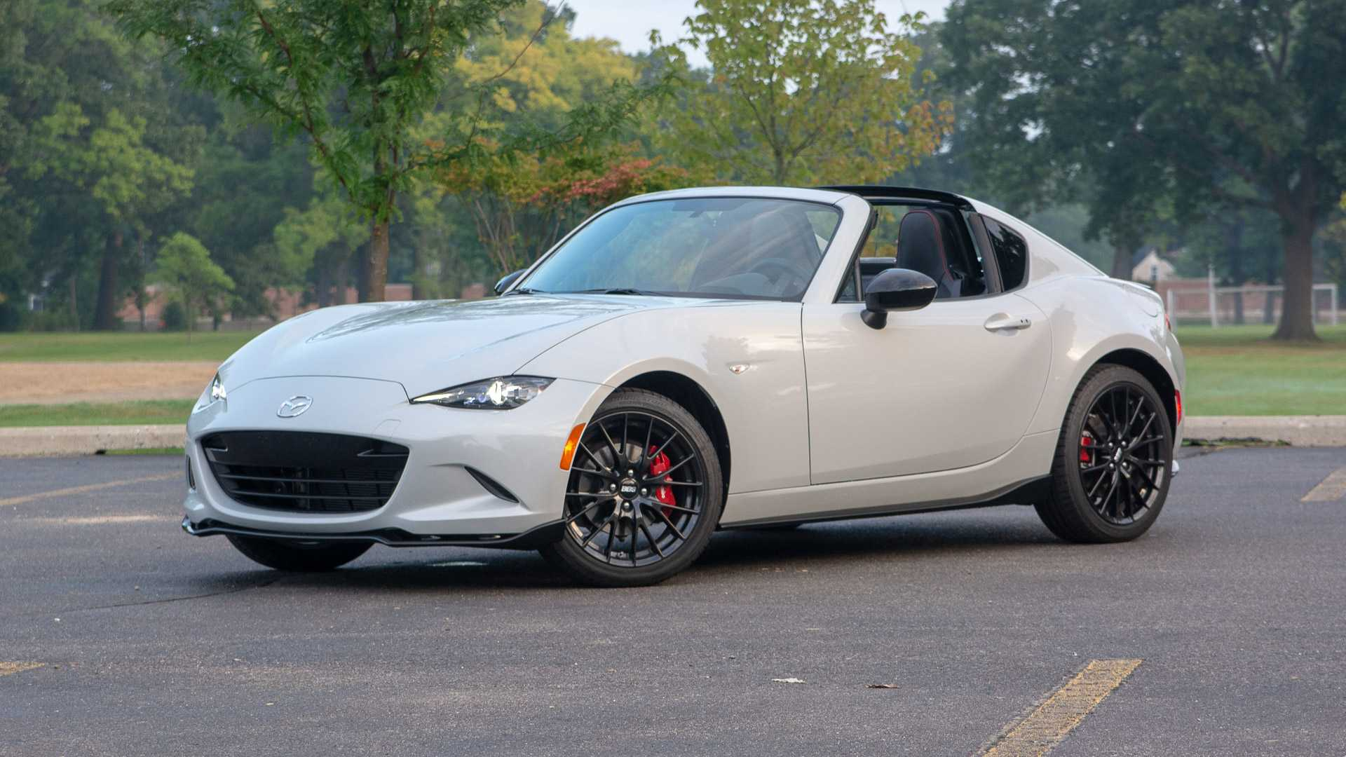 Mazda Mx 5 Miata >> 2019 Mazda Mx 5 Miata Rf Review Makin Gains