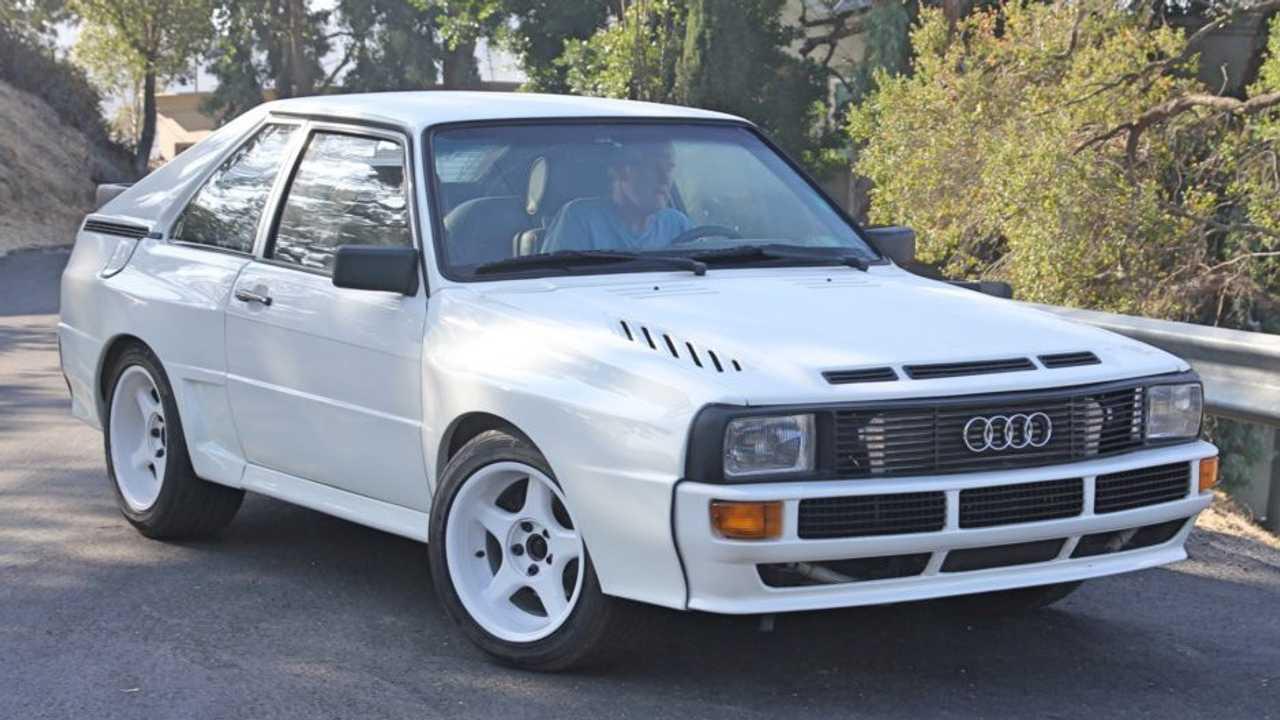 1984 Audi 80 Sport Quattro Tribute - $38,250