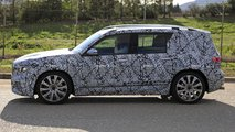 Mercedes-AMG GLB 35 spy photo
