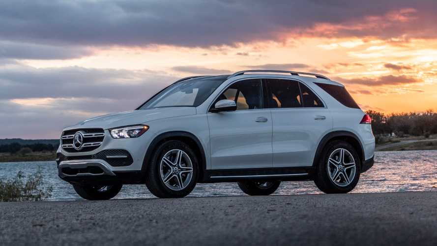 2020 Mercedes-Benz GLE-Class: First Drive