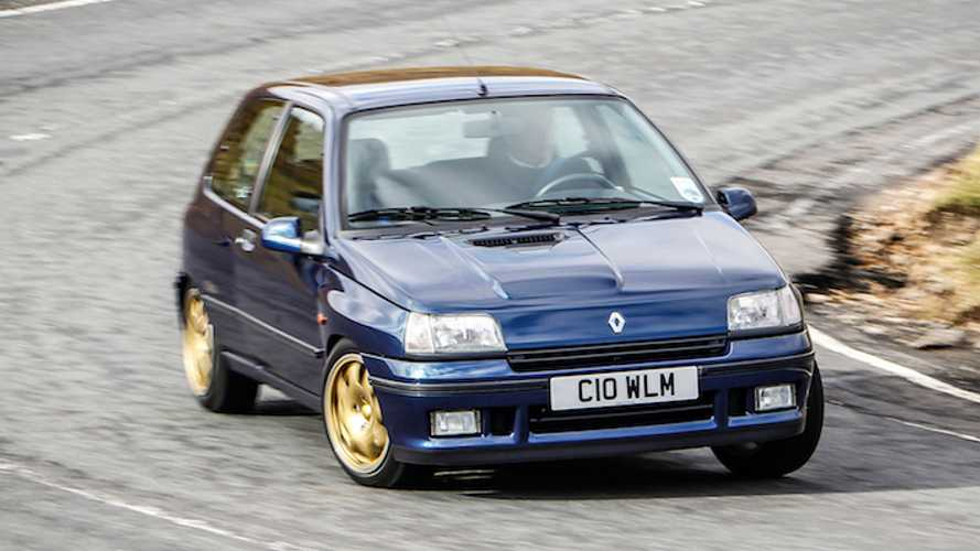Renault Clio Williams, una asociación histórica