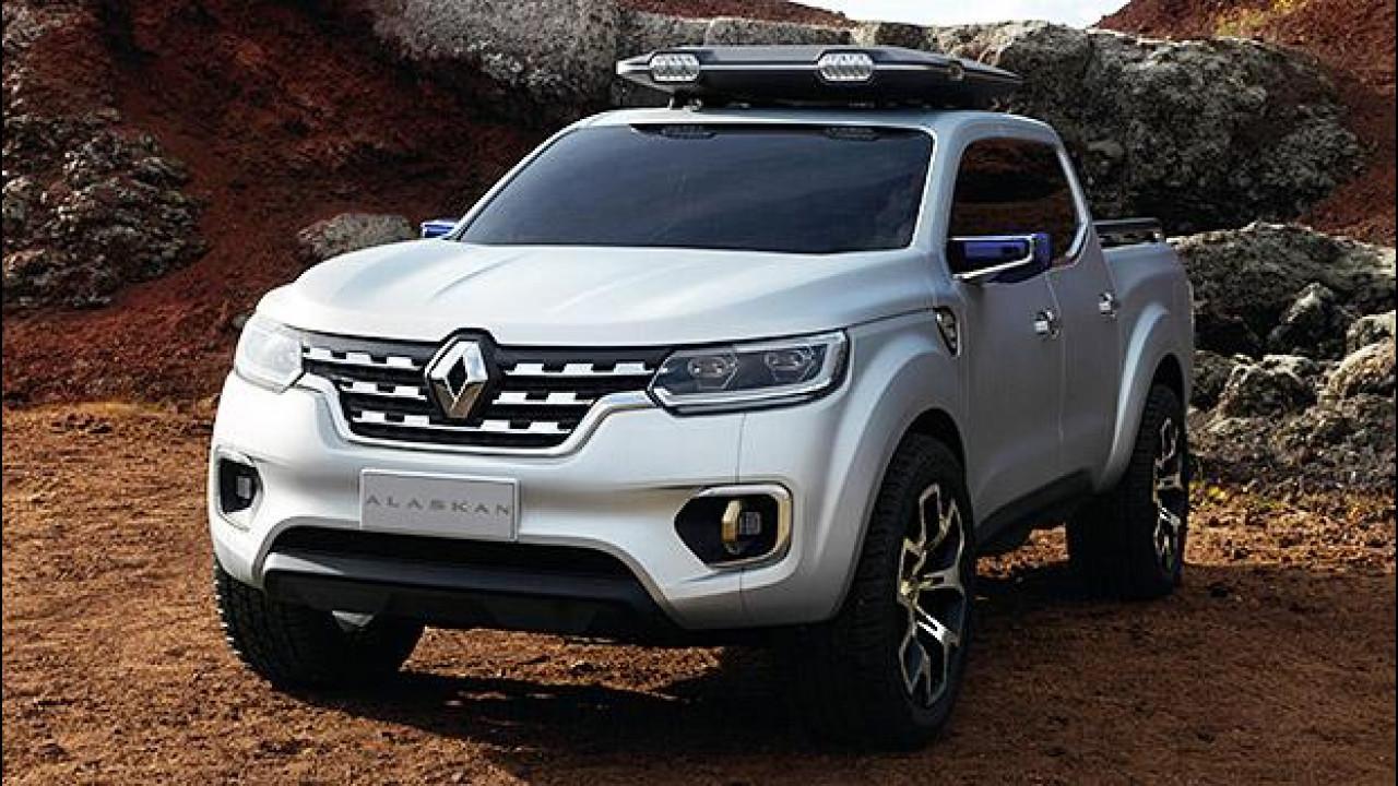 [Copertina] - Renault Alaskan, uno show di pick-up
