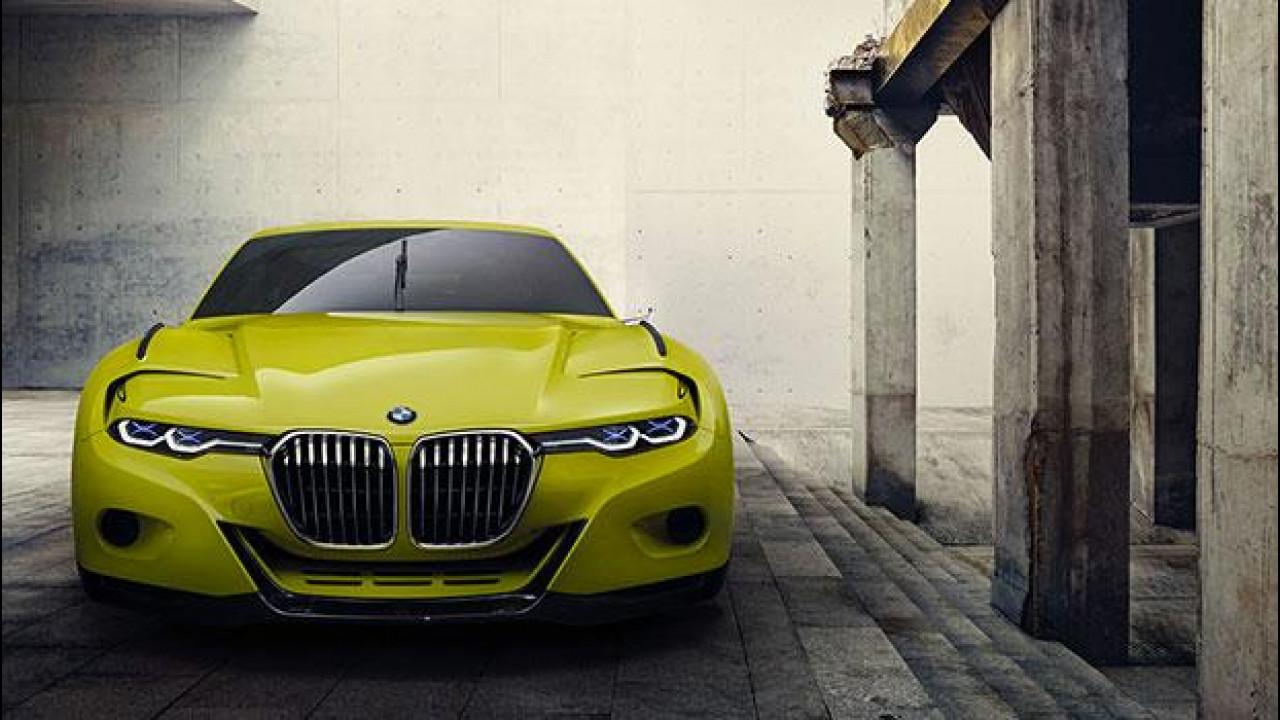 [Copertina] - BMW 3.0 CSL Hommage, un tuffo nel passato