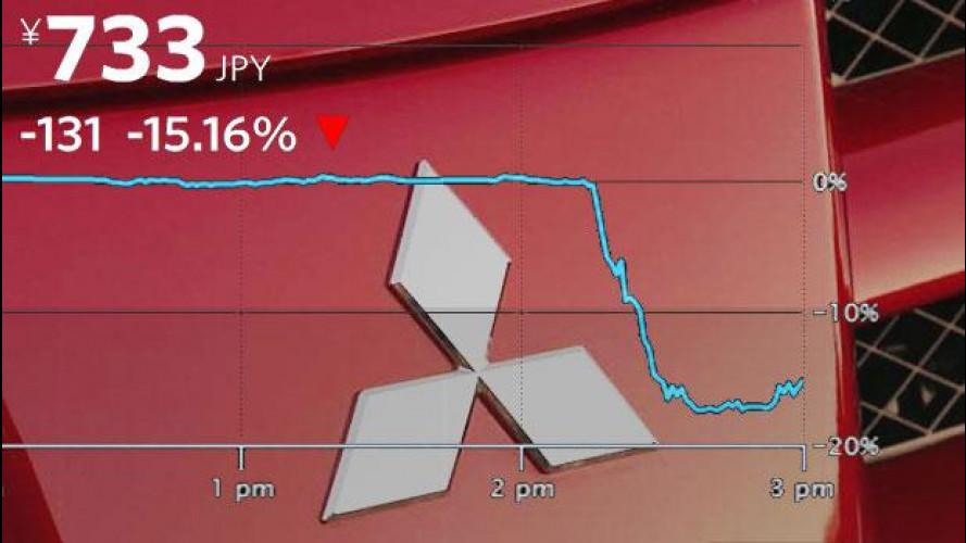 Mitsubishi ammette di aver falsificato test sui consumi