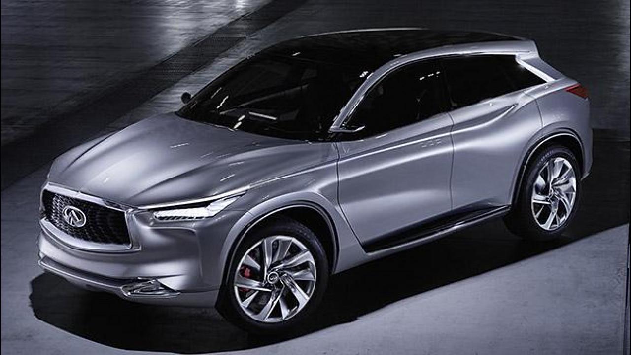 [Copertina] - Infiniti QX Sport Inspiration, il nuovo SUV medio sarà così