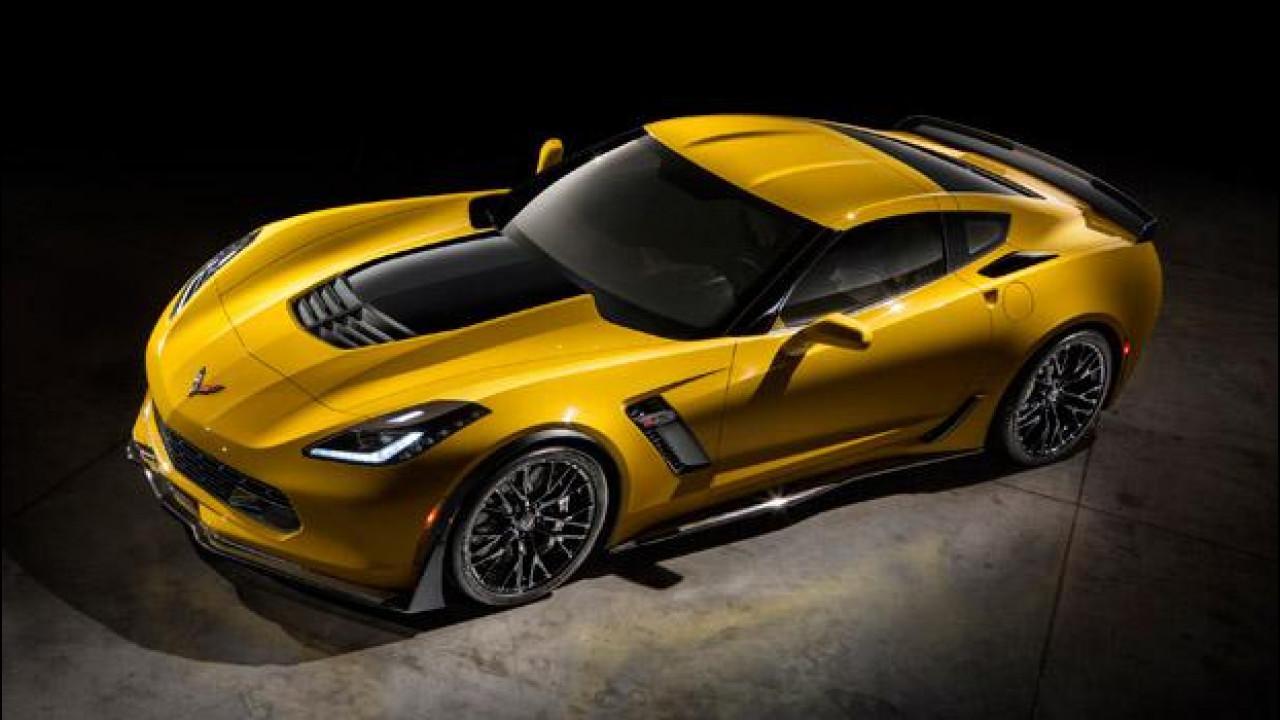 [Copertina] - Nuova Chevrolet Corvette Z06