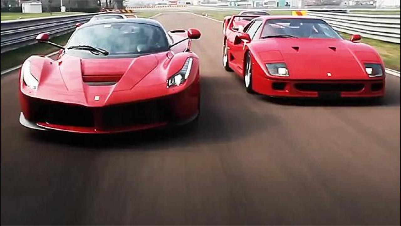 [Copertina] - Ferrari, la storia delle supercar in pista [VIDEO]